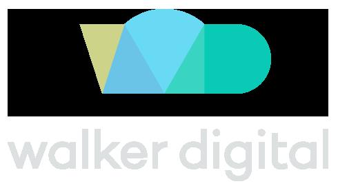 Walker Digital Website Design